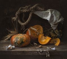 https://flic.kr/p/YLAtMZ | still life with a pumpkin 4