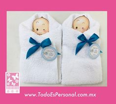 toalla bebe azul baby shower niño Recuerdos Baby Shower Niña, Baby Shower Invitaciones, Christening Balloons, Baby Boy Christening, Baby Shower Images, Baby Boy Shower, Baby Shower Souvenirs, Baby Crafts, Shower Gifts