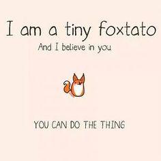 "When I google ""foxtato"" I get ""fox tattoo"" :-p"