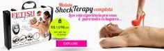 Job para www.sextoy.com.br - Maleta Schock Terapy by Tiago Nepomuceno