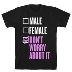 I am Genderfluid Check List T-Shirt Male Gender, Third Gender, Gender Roles, Transgender, Gay Pride, Genderqueer, Lgbt Community, T Shirt, Sweatshirts
