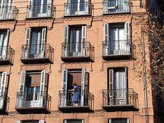 Street scene: Madrid