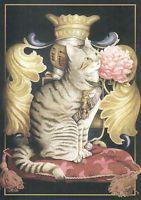 New single postcard by Inge Löök, cat