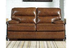 Palner Loveseat | Ashley Furniture HomeStore