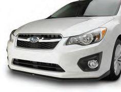 Subaru Impreza STI Front Lip Spoiler