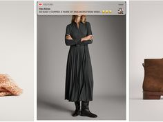 Dresses With Sleeves, Long Sleeve, People, Fashion, Moda, Sleeve Dresses, Long Dress Patterns, Fashion Styles, Gowns With Sleeves