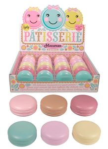 Lip Gloss Macarons! #kawaii