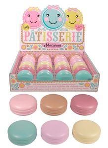 Lip Gloss Macarons! #kawaii