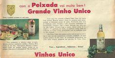 Enogastronomia dos anos 50 - Peixada com Vinho branco Único