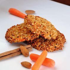 JULES FOOD...: Caveman Carrot Cake Cookies