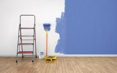 Have you hired professional for painting inside your house in Elk Grove? PaintRite Pros offers exterior and interior house painting as expert painting contractors. Contact this well established painting company for a free quote today. House Paint Interior, Interior Walls, Interior And Exterior, Interior Painting, Home Improvement Center, Home Improvement Loans, Casa Feng Shui, Do It Yourself Videos, Industrial Paintings