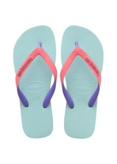 3c7985d31764f Havaianas Top Mix Ice Blue Flip Flop