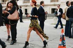PARIS FASHION WEEK BY CAMILLA SERNAGIOTTO PHOTOGRAPHY BY NAM