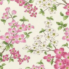 Dogwood Trail II Fabric Collection   Keepsake Quilting