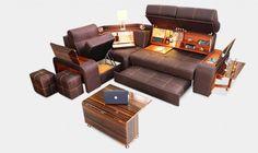 Мягкая мебель от производителя «Умные Диваны» в Москве Oak Furniture Land, Sofa, Settee, Couch, Couches
