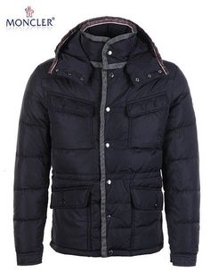 Navy Style Jacket,Moncler Mens Millais Navy Down Jackets Outlet Mall - $208.25 Moncler Jackets For Men by www.monclerlines....