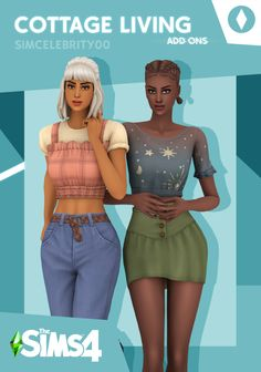 Sims Four, Sims 4 Mm Cc, Sims 4 Mods Clothes, Sims 4 Clothing, Sims 4 Add Ons, Sims 4 Expansions, The Sims 4 Packs, Muebles Sims 4 Cc, Sims 4 Collections
