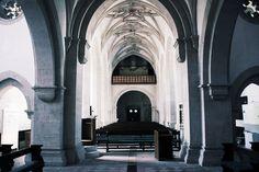 Im Langhaus von St. Marien #ausflug #schnappschuss #freyburg #momentaufnahme #church #kirche
