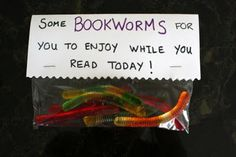 1/27 Family Literacy Day  Sweet and Simple Things: Bookworms