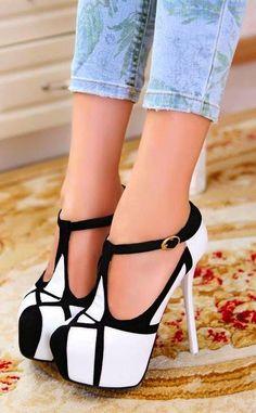 High Heels Shoe Fashion Trends 2015