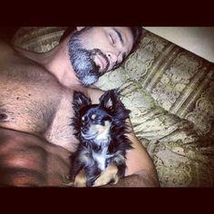 Hairy Men, Bearded Men, Victor Webster, Grey Beards, Silver Foxes, Daddy Bear, People Of Interest, Awesome Beards, Chihuahua Love
