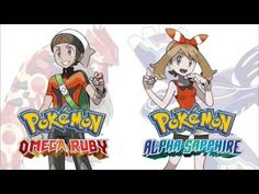 Pokemon Omega Ruby & Alpha Sapphire Wild Battle Music (High Quality, no ...