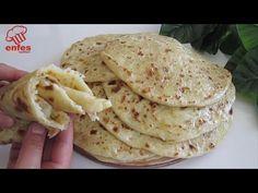 Nekvasený! Ak máte doma zemiaky a syr, bude s touto metódou mäkké! tak chutné - YouTube Fruit Recipes, Mexican Food Recipes, Bread Recipes, Cooking Recipes, Potato Bread, Potato Dishes, Bread Bun, Bread Cake, Shawarma Recipe Beef