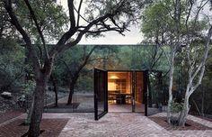 An Amazing Trio of Houses by Tatiana Bilbao