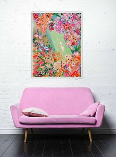 Downloadable Painting Instant Download Art Print...Modern Art | Etsy