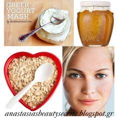 Μία μάσκα προσώπου με βρώμη κι ένα ντεμακιγιάζ με φυσικά υλικά. | Anastasias Beauty Secrets