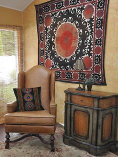 uzbekistan traditional interiors - Google Search
