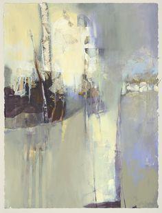 "Contemporary Mixed Media - ""Breathing Heaven"" (Original Art from Joan Fullerton)"