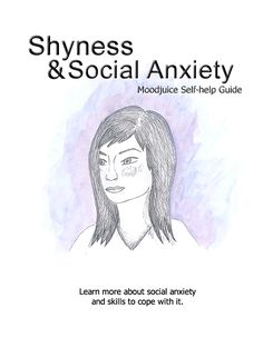 """This website has helpful information on how to change the way you think in social situations. Scroll down to the """"Challenging Unhelpful Thoughts"""" section of the document and you will find 2 exercises that you can print and fill out that will help you to recognize the thoughts that are not helpful when you feel anxious."""