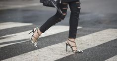 High Heels: Mit diesem Trick gehören Schmerzen in hohen Schuhen der Vergangenheit an!