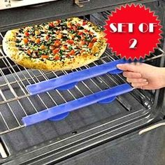 SILICONE OVEN RACK GUARD (SET OF 2),$15.99