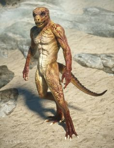Textures for Reptilian 6 HD