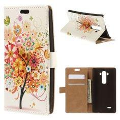 LG G Flex 2 Flip case, cover, hoes Flower Tree Cool Cases, Flowering Trees, Flower Tree, Cool Stuff, Flowers, Cover, Life, Royal Icing Flowers, Flower