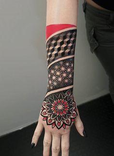 Amazing forearm tattoo - 110+ Awesome Forearm Tattoos