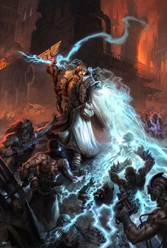 Psykers in 7th Edition - Psychic Disciplines Part One - Bell of Lost Souls