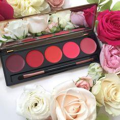 Karen Murrell lip palette