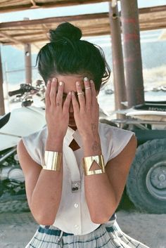 accessorize with cool cuffs