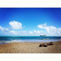 ハワイ綺麗/空いてるビーチ