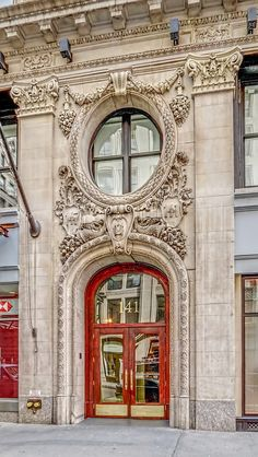 141 Fifth Avenue - Robert Maynicke, architect (1897); Henry Edwards Ficken, architect (northern extension, 1900).