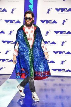 Os mais elegantes do  Video Music Awards 2017