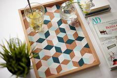DIY_plateau_geometrique. (http://www.myrainydays.com/2015/05/diy-plateau-geometrique/)