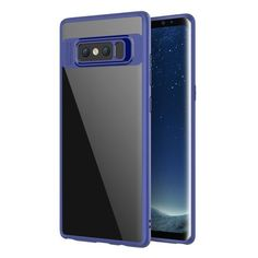Ultra Thin Silicone Transparent Case for Samsung Galaxy Note 8 Samsung Galaxy Note 8/ Note8 cases products shops store buy for sale  website online shopping free shipping accessories  phone covers beautiful gifts AuhaShop.com