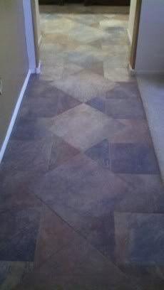 Kitchen Tile Pattern
