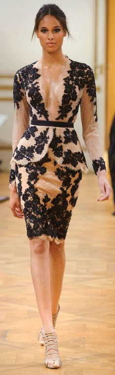 Fall 2013 Couture Zuhair Murad Collection #MillionDollarShoppersHeather