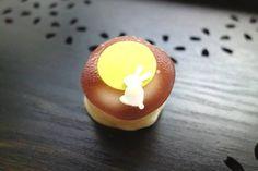 上生菓子【お月見】 - 大和市 福田 桜の名所 千本桜 和菓子 みどりや
