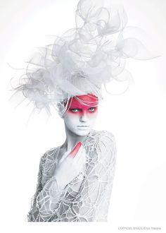 Érico Toscano Captures Stunning MAC Makeup Looks